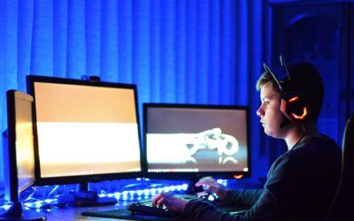 Gaming PC – lær alt hvad du skal vide lige her