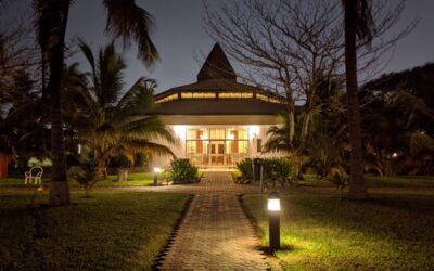 Tryghed i hjemmet med udendørs sensorlampe
